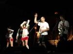 группа Мамульки Bend (Плещеево 2010)
