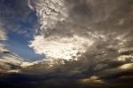 Очень живописное небо