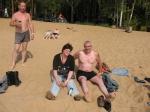 Байк-фест на Рыбинском море