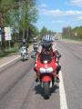 мотопробег 9 мая 2011